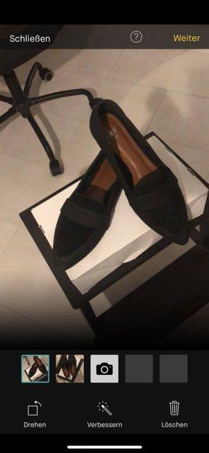 Schwarze Schuhe von H&M