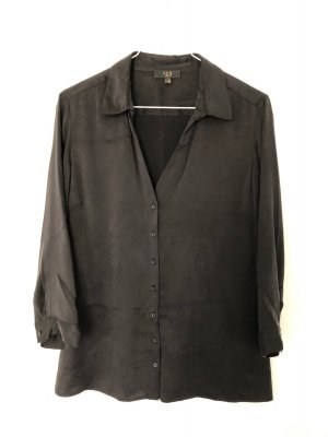 1.2.3 Paris Blusa in seta nero