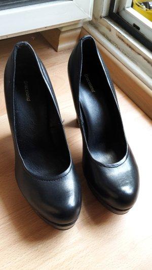 schwarze sexy high heels - graceland