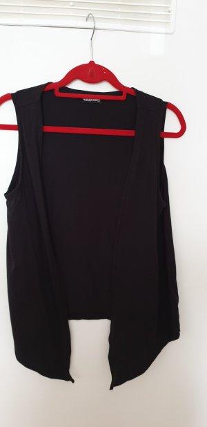 Chillytime Gilet tricoté noir