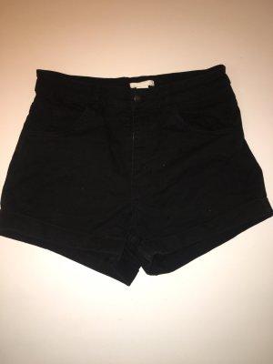 schwarze Short