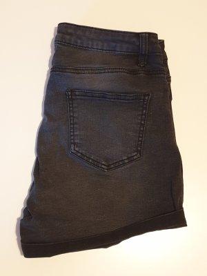 Denim Shorts black