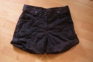 schwarze Shorts 34 36