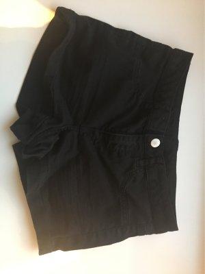 H&M Divided Spijkershort zwart