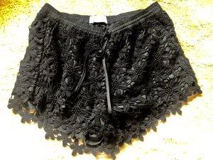 Abercrombie & Fitch Skorts zwart