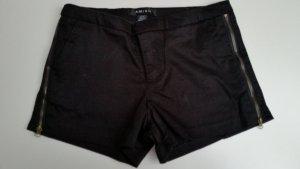 Schwarze Shorts Größe 34