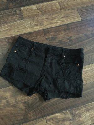 Schwarze Shorts von Bershka in 36/38