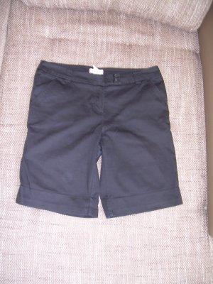 schwarze Shorts von Orsay Gr. 42 Stoffhose kurze Hose
