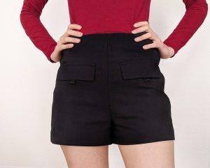 Schwarze Shorts von Zara XS