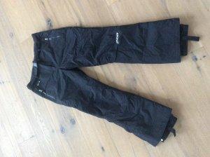 Spyder Pantalón de esquí negro-blanco