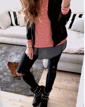 Schwarze Skinnny Jeans von Zara