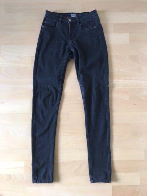 Only Tube jeans zwart