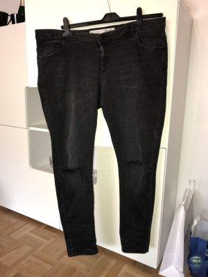 Primark Jeans cigarette multicolore coton