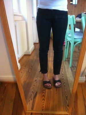 Schwarze Skinny Jeans Vero Moda Gr. XS