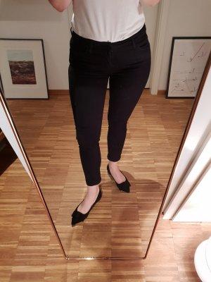 Schwarze Skinny von Levi's