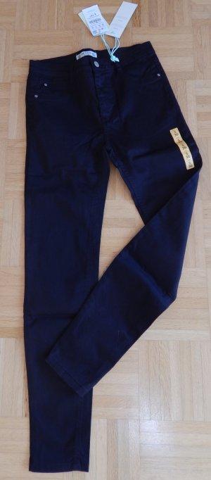 schwarze Skinnyhose - medium waiste *NEU*