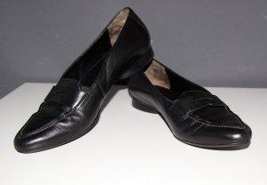 Schwarze Slipper von Paul Green