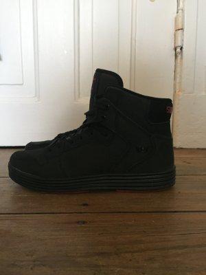 schwarze Sneaker (G-Shock X Supra) von SUPRA wie NEU