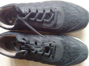"""schwarze Sneaker von """"Jenny by ara"""" Größe 40"""
