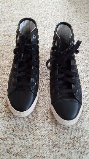 schwarze Sneakers von Geox