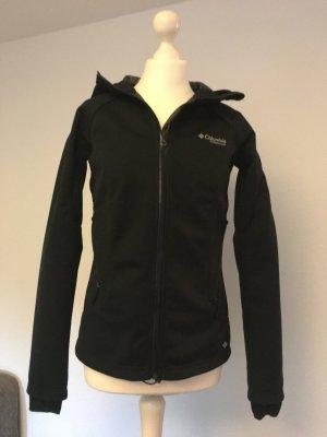 Schwarze Softshell Jacke