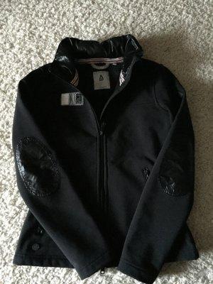 Schwarze Softshell Jacke von Gaastra Größe S