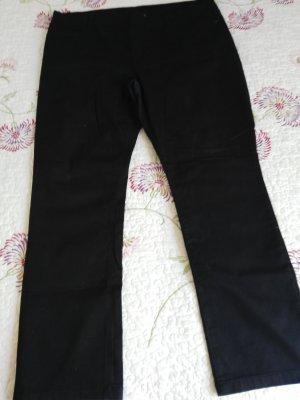 Schwarze Sommer Jeans