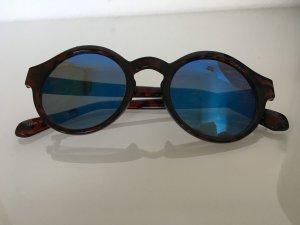 Glasses black-blue