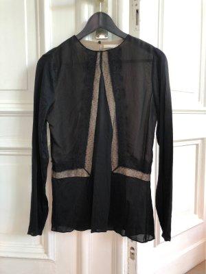 Dorothee Schumacher Zijden blouse zwart