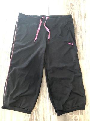schwarze Sporthose