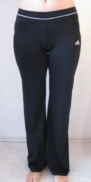 Schwarze Sporthose, Adidas Climalite