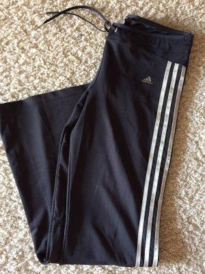 Schwarze Sporthose von Adidas Climacool