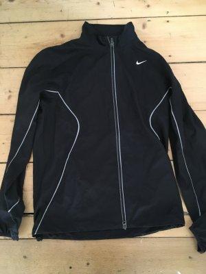 Schwarze Sportjacke von Nike