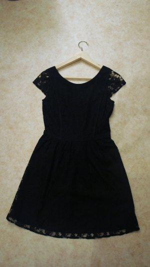 Schwarze Springfield Kleid Größe 36