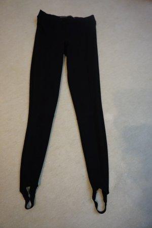 schwarze Steghose Zara Gr. XS//S