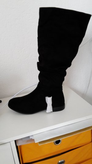 Schwarze Stiefel  37/38