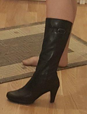 Schwarze Stiefel (40) von Tamaris
