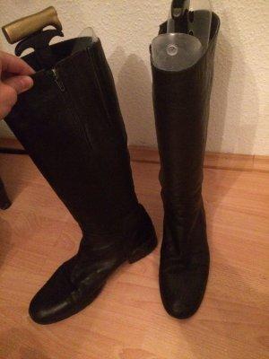 Vintage Winter Boots black