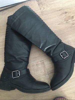 Schwarze Stiefel Even&Odd