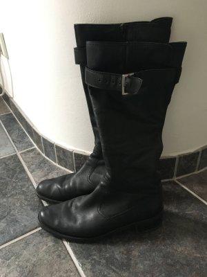 Schwarze Stiefel Gabor