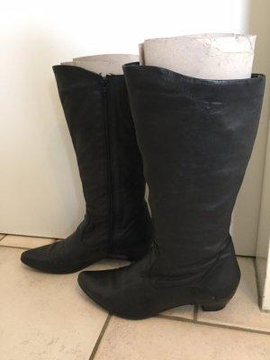 Schwarze Stiefel Gr.39 Tamaris