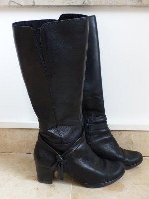 schwarze Stiefel  Marco Tozzi