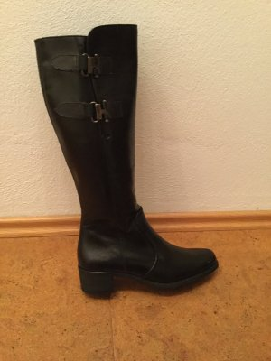 Schwarze Stiefel neu gr 37