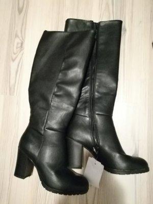 Schwarze Stiefel von Anna Field