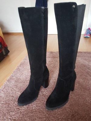 schwarze Stiefel von Buffalo