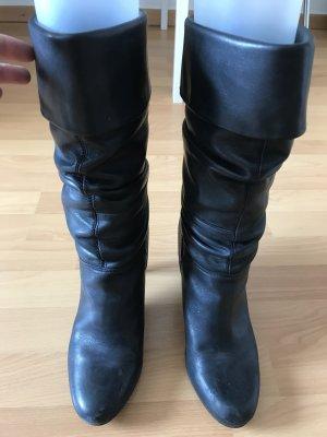 Schwarze Stiefel von Buffalo, Gr39