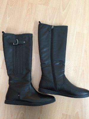Schwarze Stiefel von Esprit in Größe 38