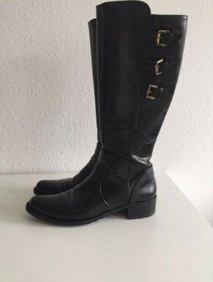 Schwarze Stiefel von Paul Green 39