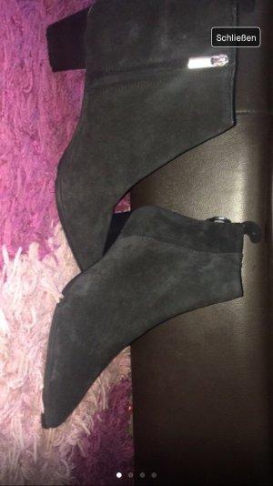 Schwarze Stiefel von TopShop