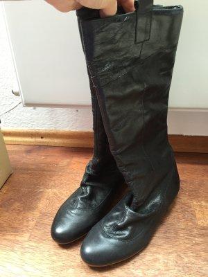 Schwarze Stiefel von Zara NEU